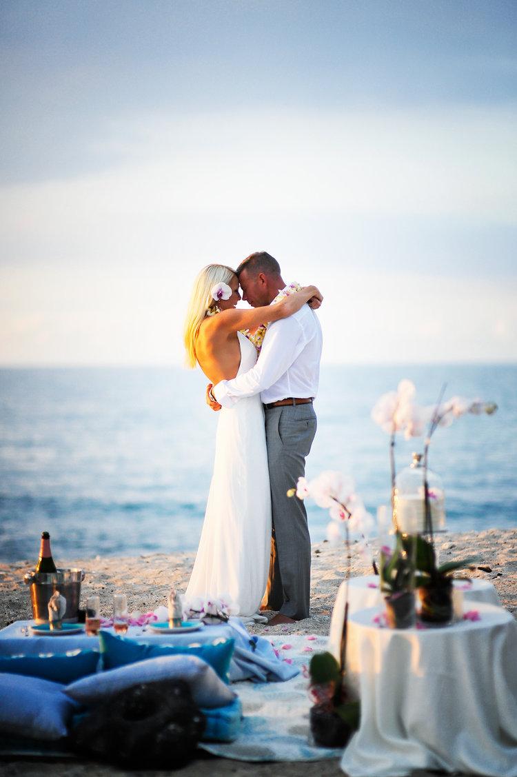 Alohilani Weddings Erick Rhodes Photography Kikaua Point