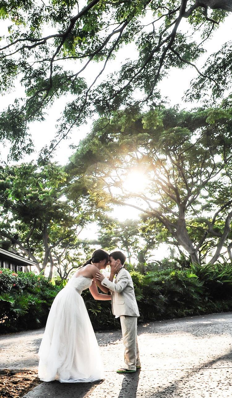 Alohilani Weddings - Hualalai