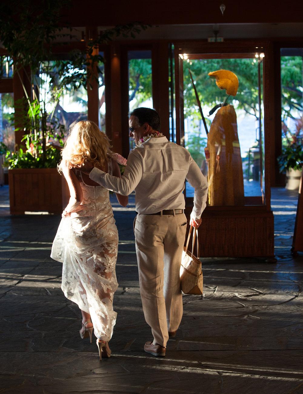 Alohilani Weddings Erick Rhodes Photography Four Seasons