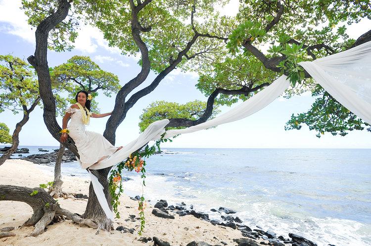 Alohilani Weddings Erick Rhodes Elopement