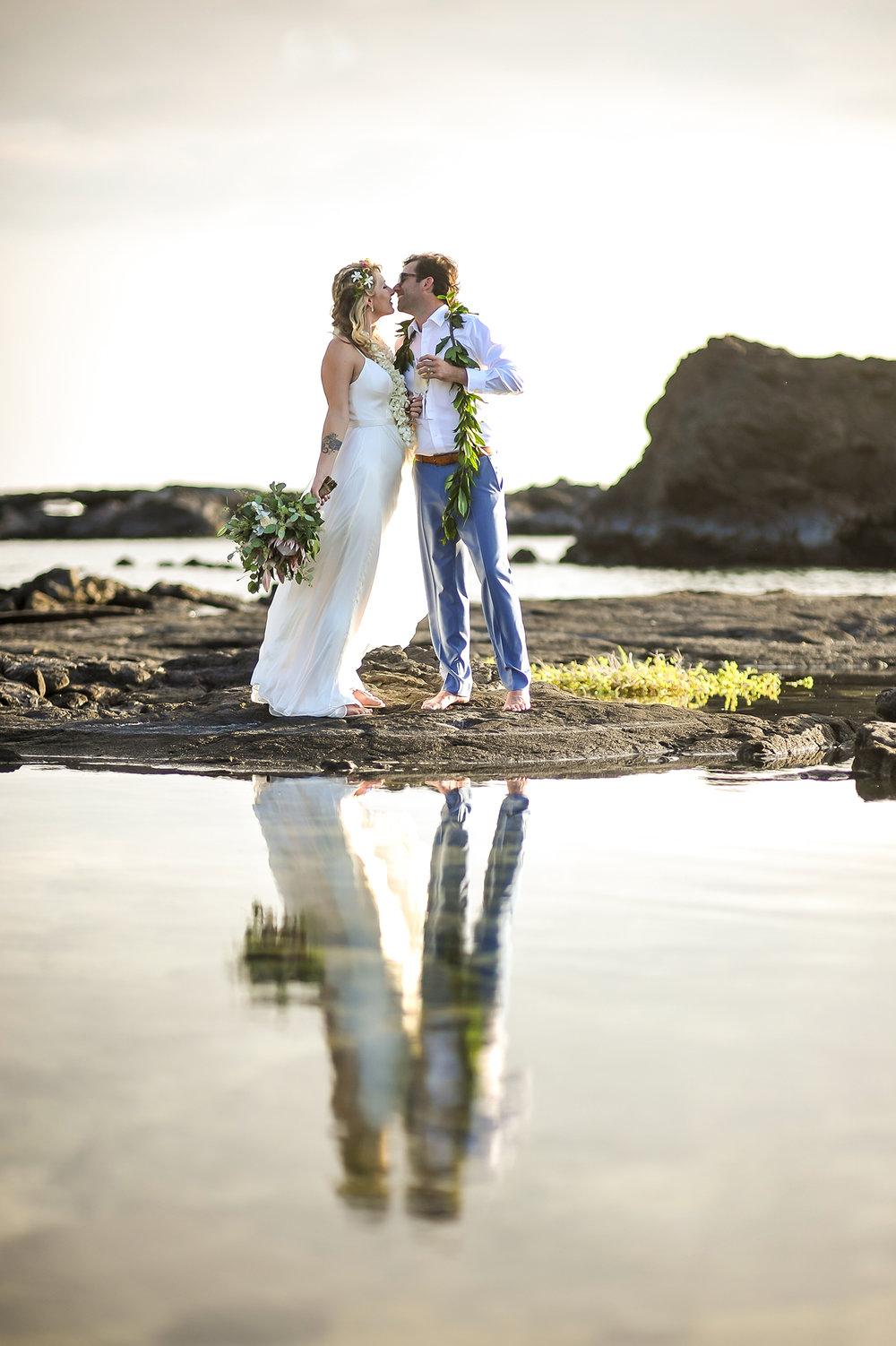 Alohilani Weddings Erick Rhodes Photography Elopement