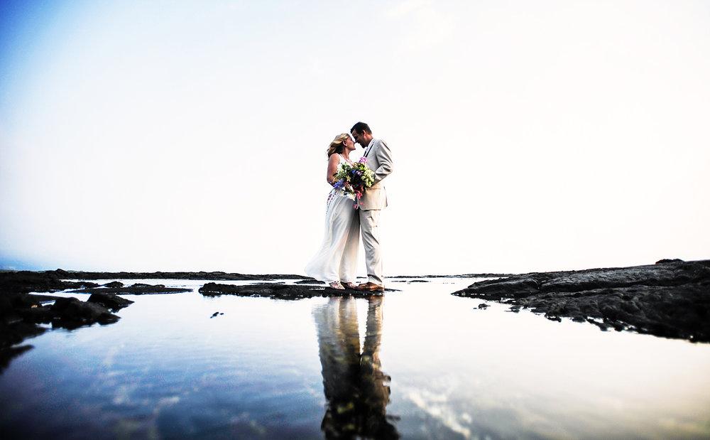 Alohilani Weddings Erick Rhodes Photography Honaunau