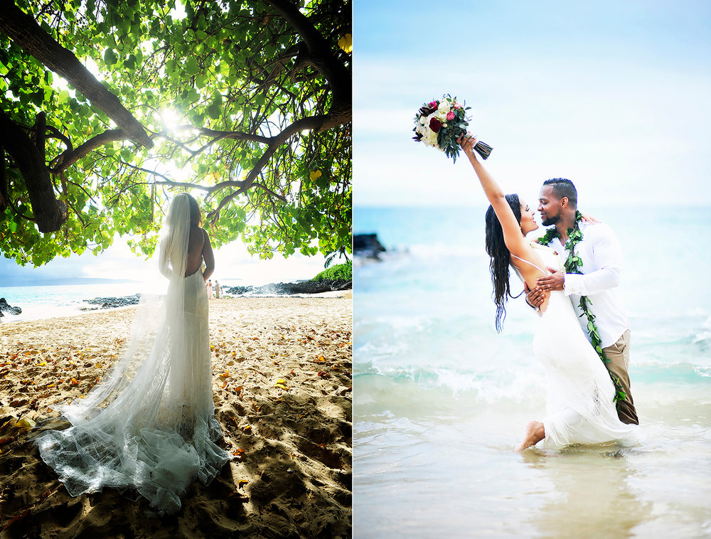 Alohilani Weddings Erick Rhodes Photography Maui Wedding