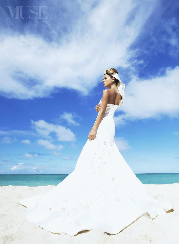 MUSE Bride Erick Rhodes Photography Lanikai Editorial