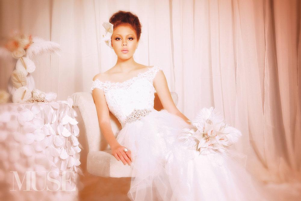 MUSE Bride - Pink Editorial
