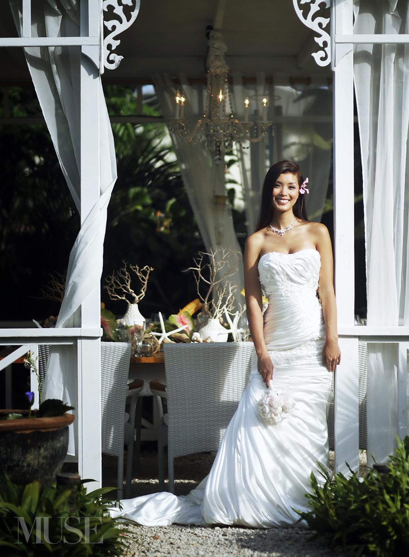 MUSE Bride - Maleana Gardens Editorial