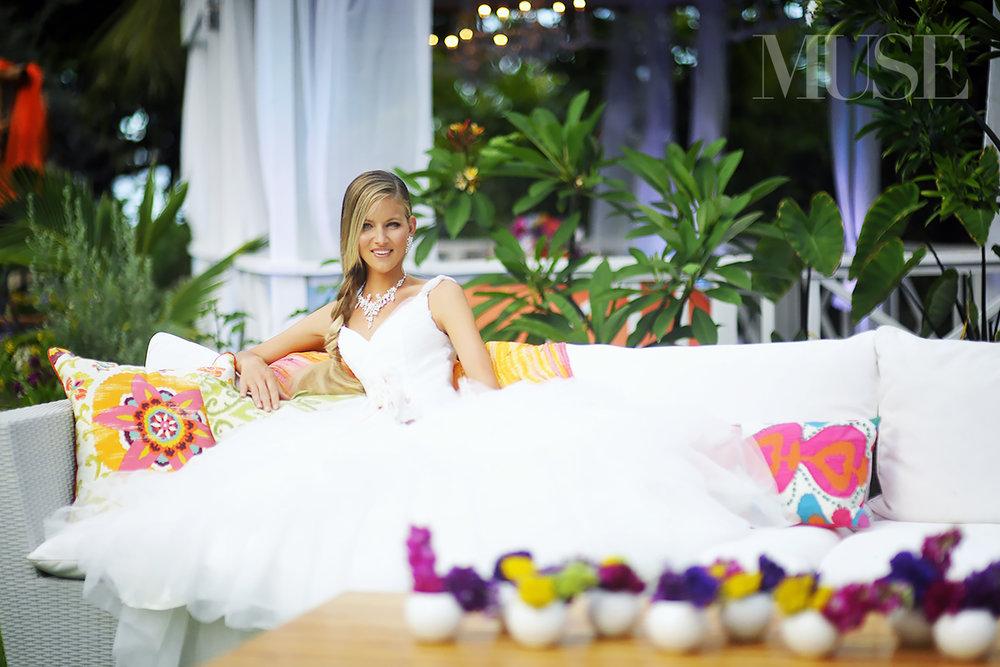 MUSE Bride - Roxanne at Maleana Gardens