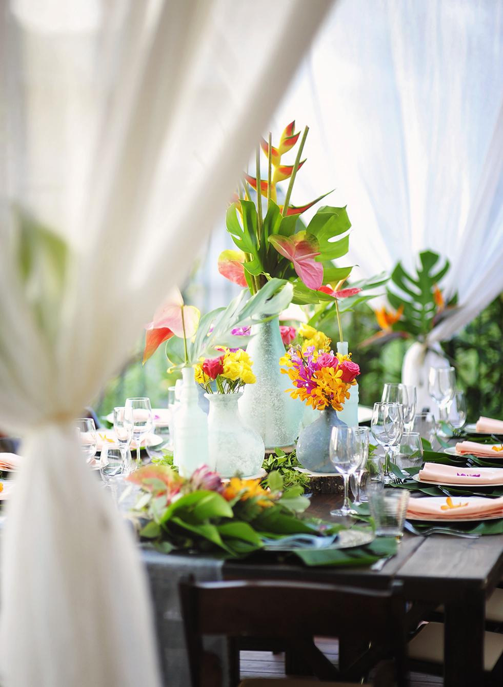 Alohilani Weddings - Still Life