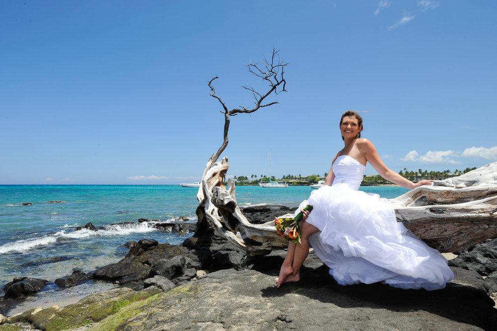 Alohilani Weddings - Portraits
