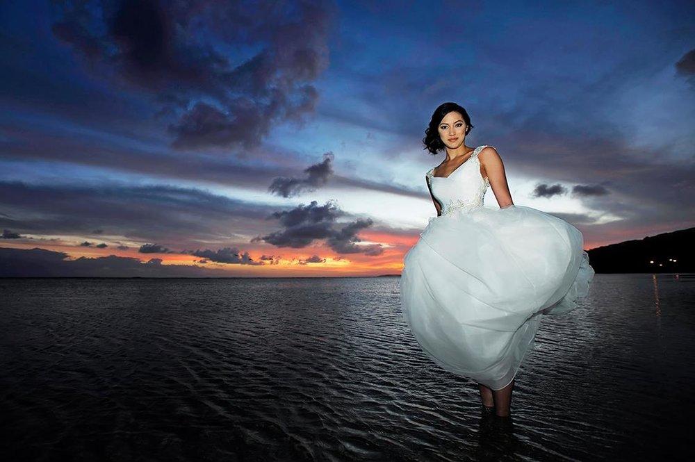 Alohilani Weddings Erick Rhodes Photography Editorial