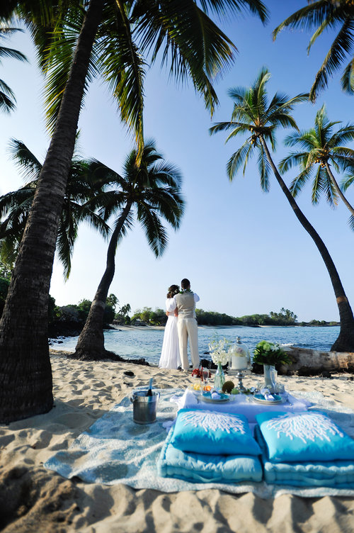 Alohilani Weddings Erick Rhodes Photography Kekaha Kai