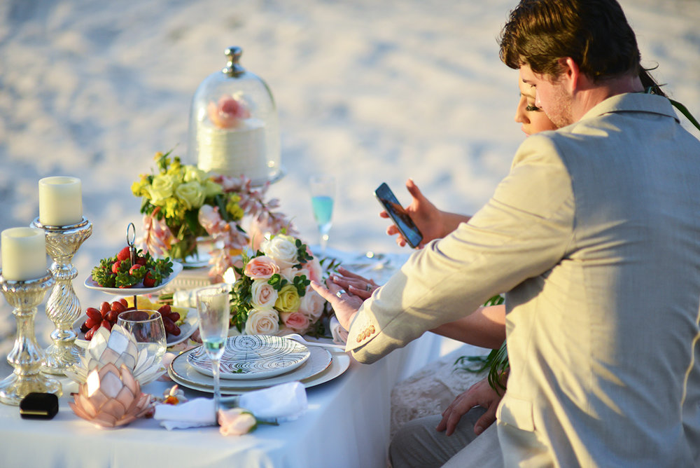 Alohilani Weddings - Elopement