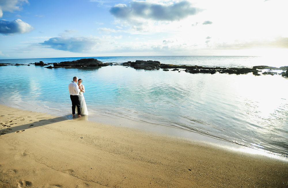 Alohilani Weddings - Lanikuhonua