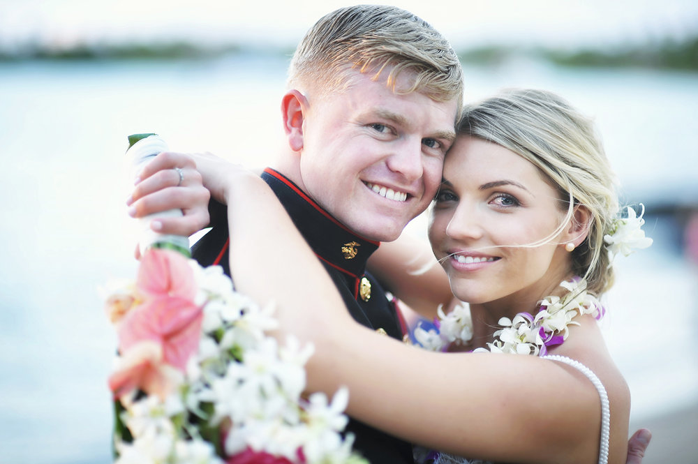 Alohilani Weddings Erick Rhodes Photography Lava Lava Beach Club