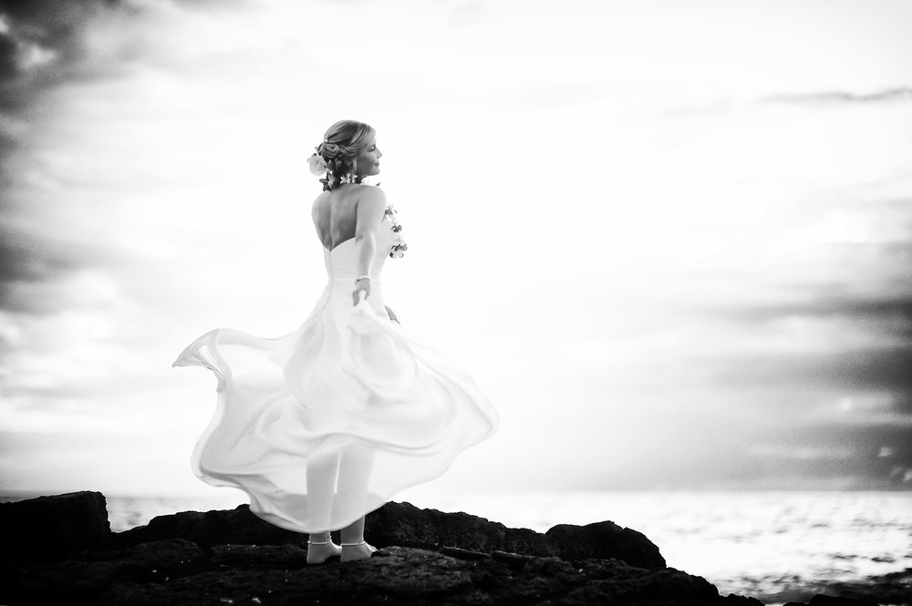 Alohilani Weddings Erick Rhodes Photography Kohanaiki