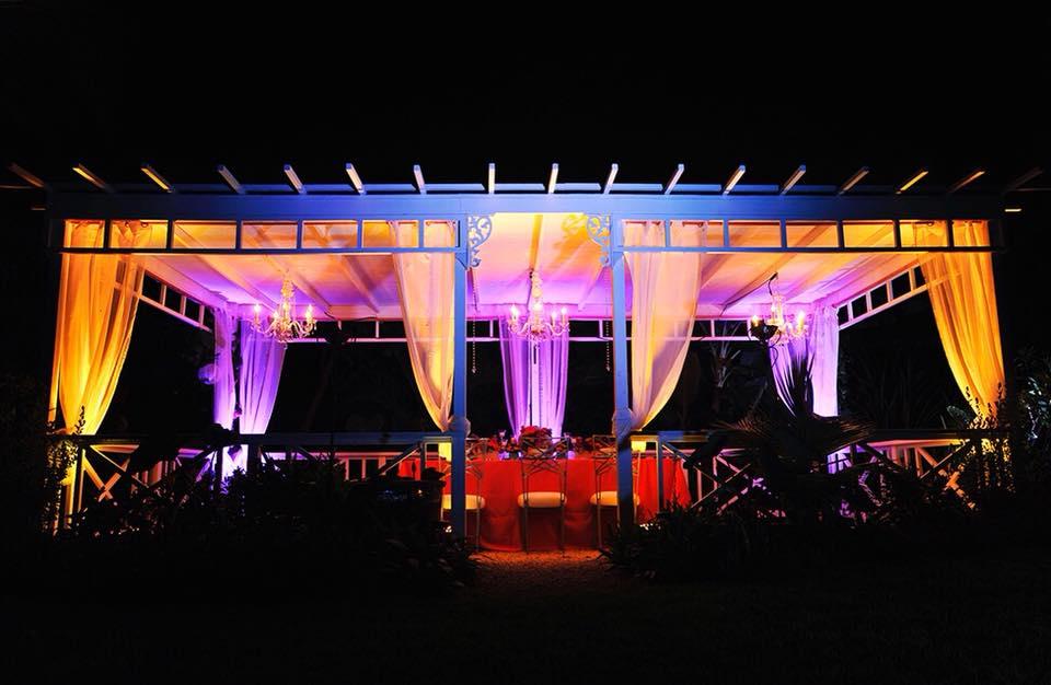 MUSE Bride - Maleana Gardens Night