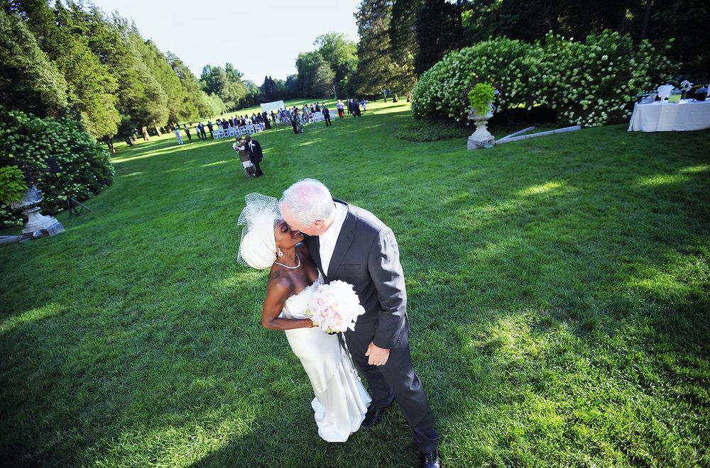 MUSE Bride - East Coast Ceremony