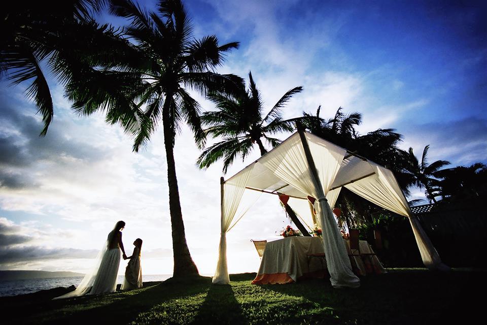 MUSE Bride Erick Rhodes Photography Maui Wedding Editorial