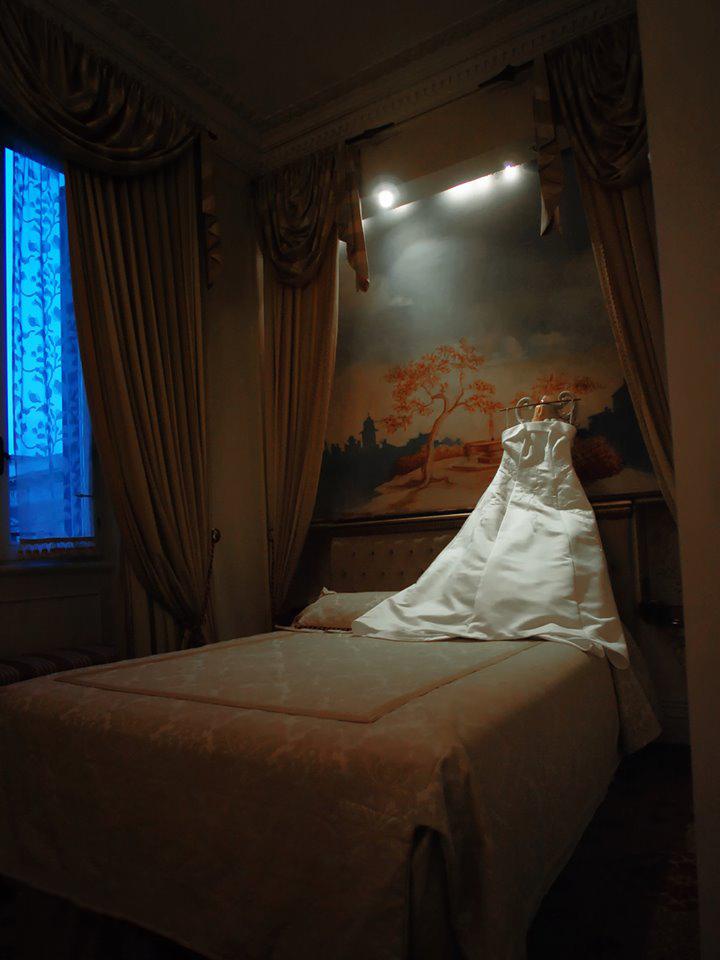 MUSE Bride - Rome Italy Wedding
