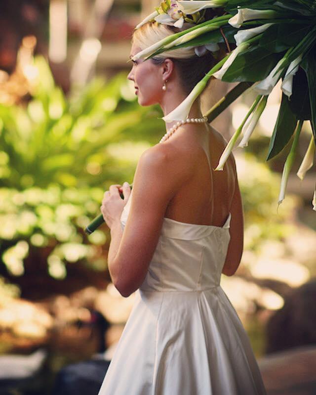 MUSE Bride - Bridal Floral Design Editorial