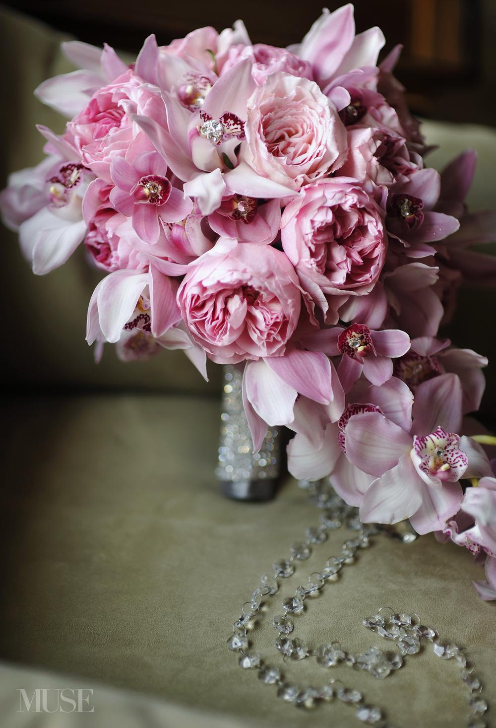 MUSE Bride Erick Rhodes Photography Wedding Floral Design