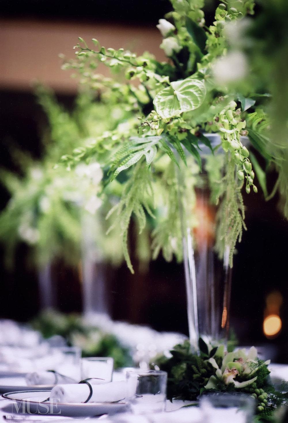 MUSE Bride Erick Rhodes Photography Koele Lodge Wedding Floral Design