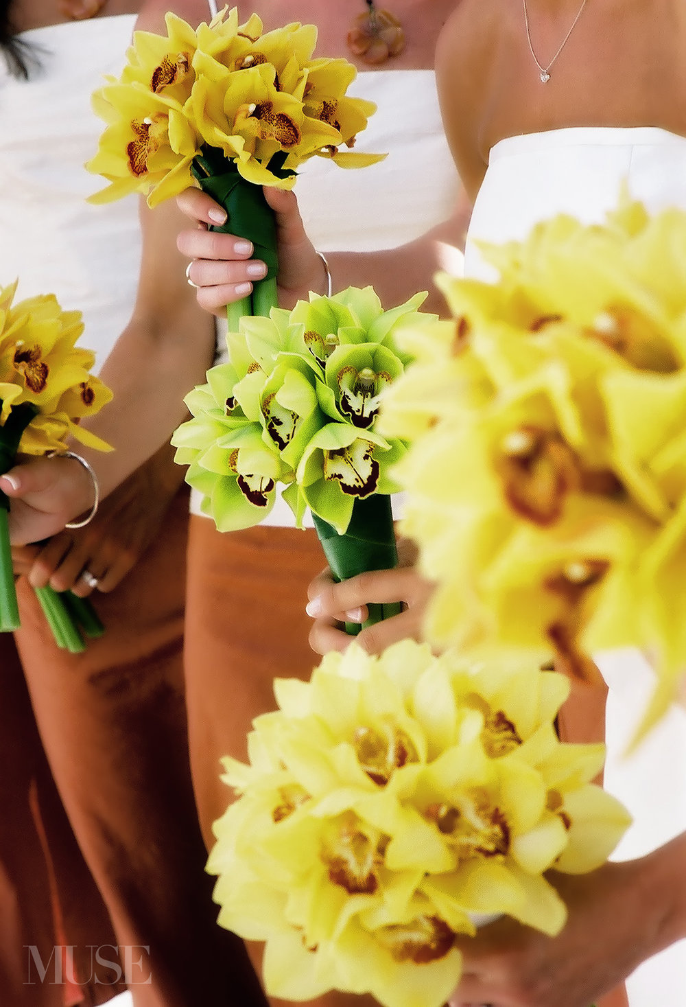 MUSE Bride Erick Rhodes Photography Ihilani Wedding Flowers