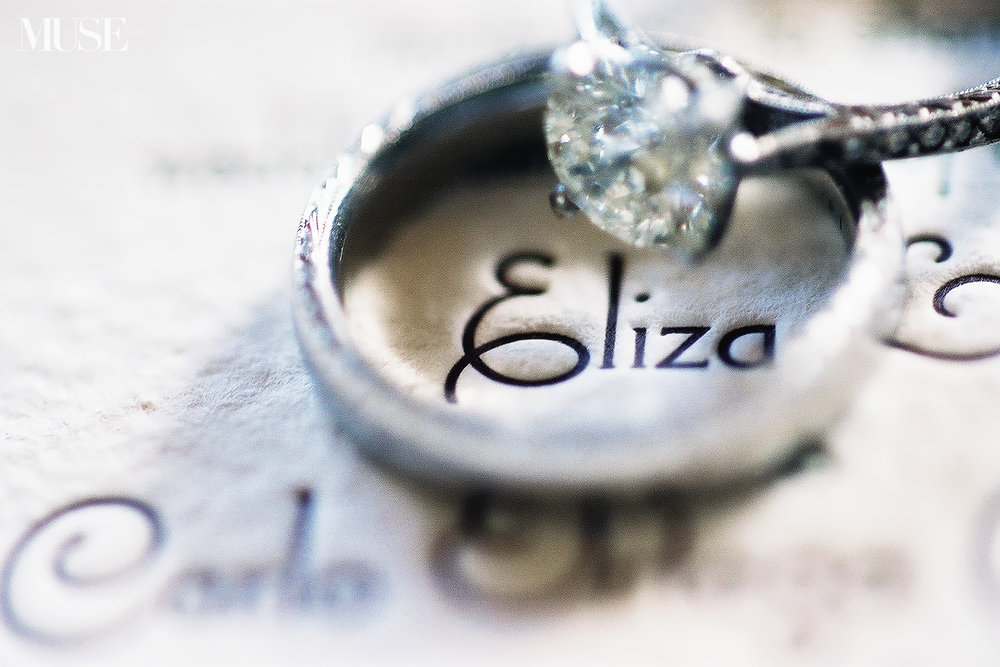 MUSE Bride - Kauai Wedding Details