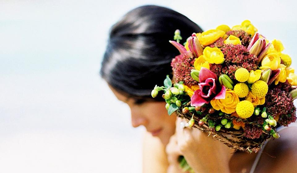 MUSE Bride Erick Rhodes Photography Wedding Floral Editorial Turtle Bay Hilton