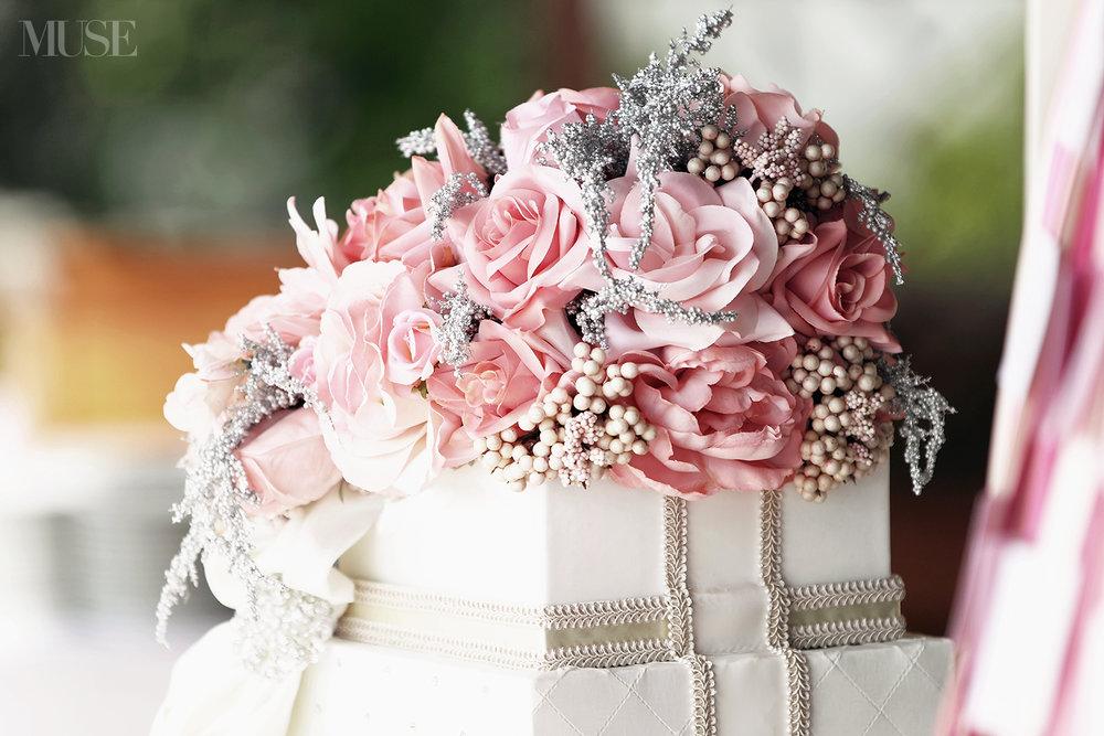 MUSE Bride Lookbook - Flowers