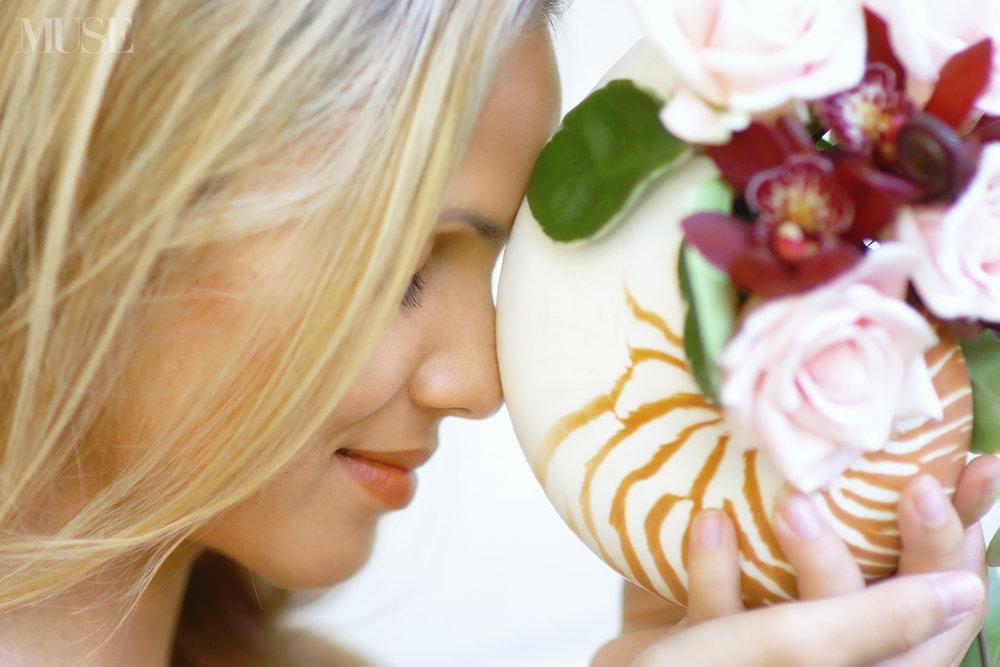 MUSE Bride Lookbook - Flowers . Design