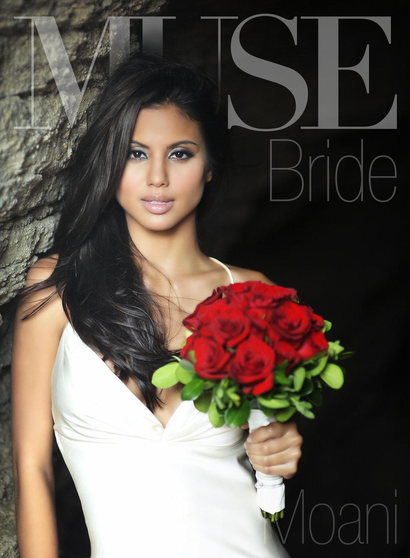 MUSE Bride Lookbook - Beauty