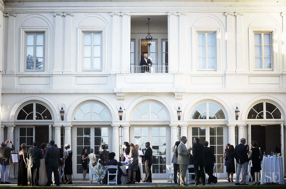 MUSE Bride Lookbook - Venue . Wadsworth Mansion