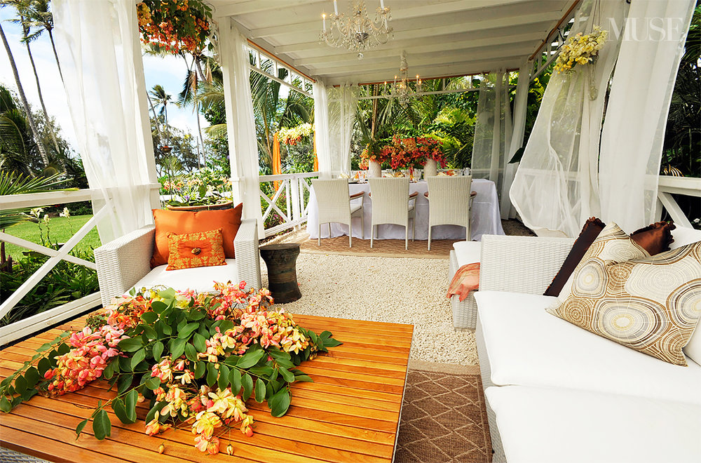 MUSE Bride Lookbook - Venue . Maleana Gardens