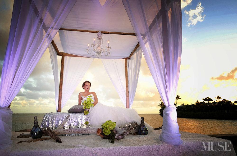 MUSE Bride Lookbook - Venues