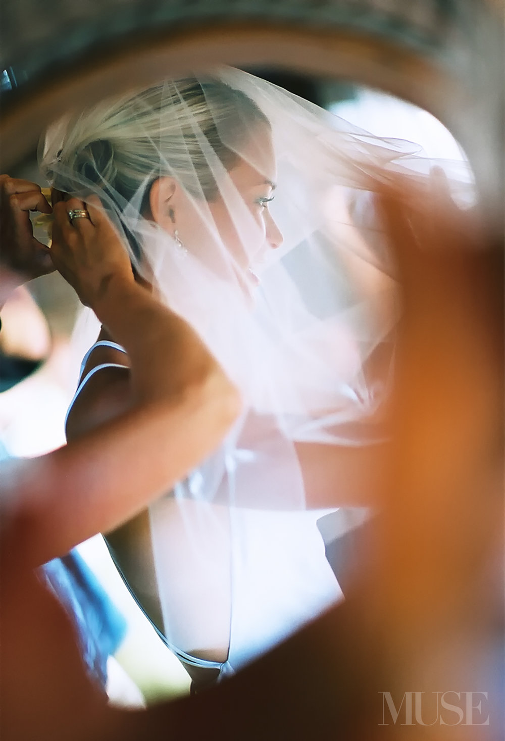 MUSE Bride Getting Ready Erick Rhodes Photography