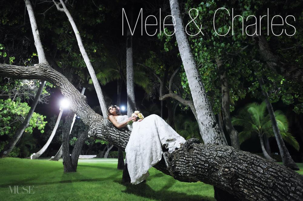 MUSE Bride Lookbook - Brides . Mele & Charles
