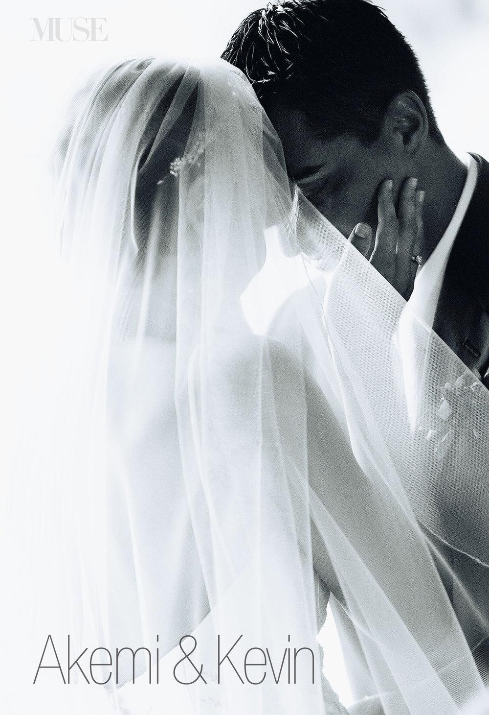 MUSE Bride Lookbook - Brides . Akemi