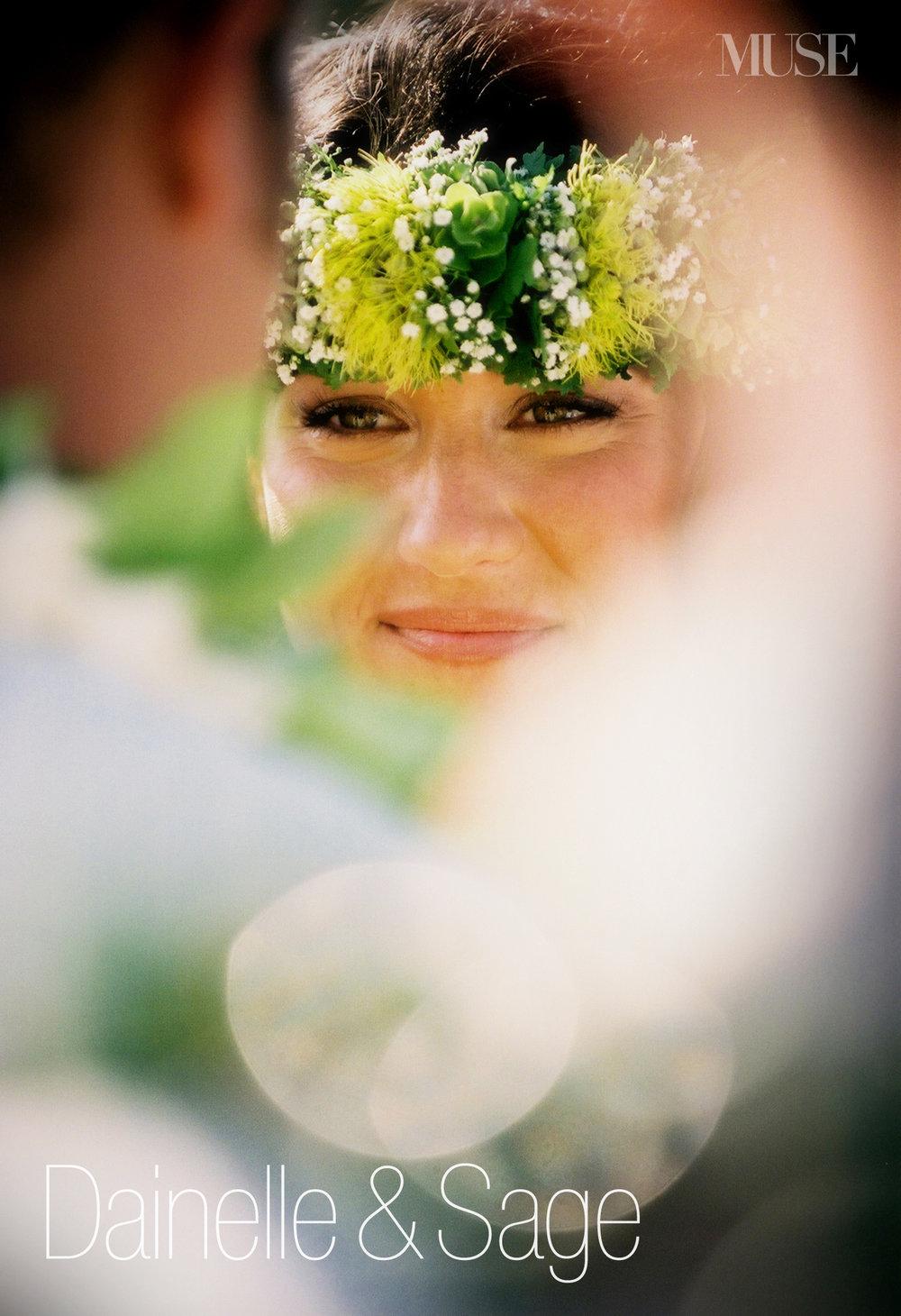 MUSE Bride Lookbook - Brides . Danielle