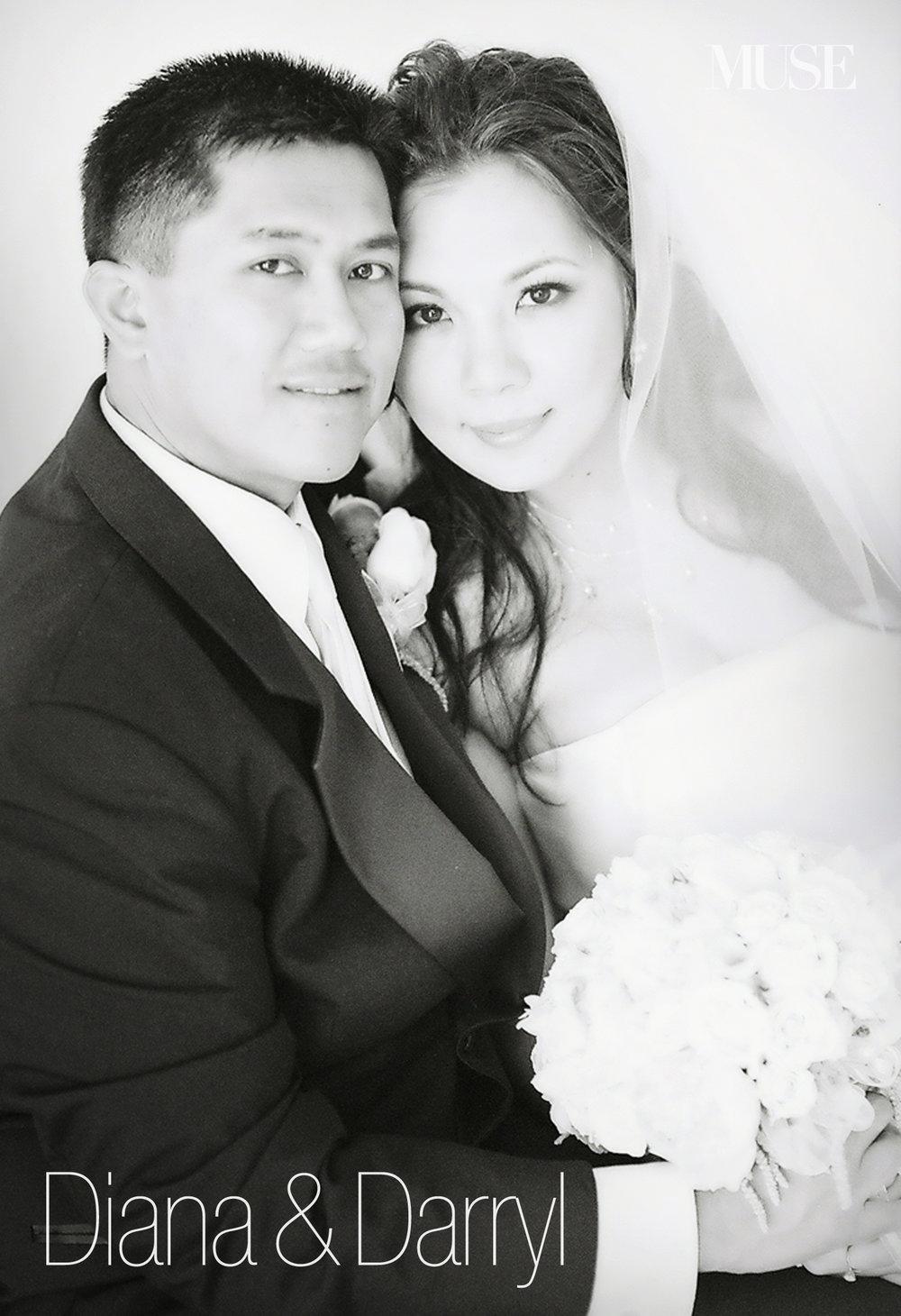 MUSE Bride Lookbook - Brides . Diana