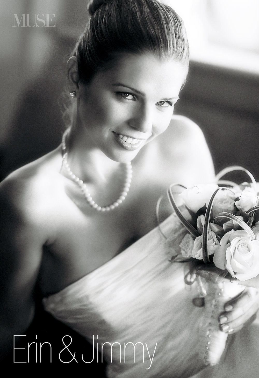 MUSE Bride Lookbook - Brides . Erin