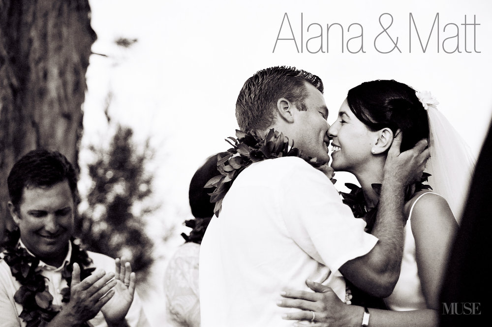 MUSE Bride Lookbook - Brides . Alana