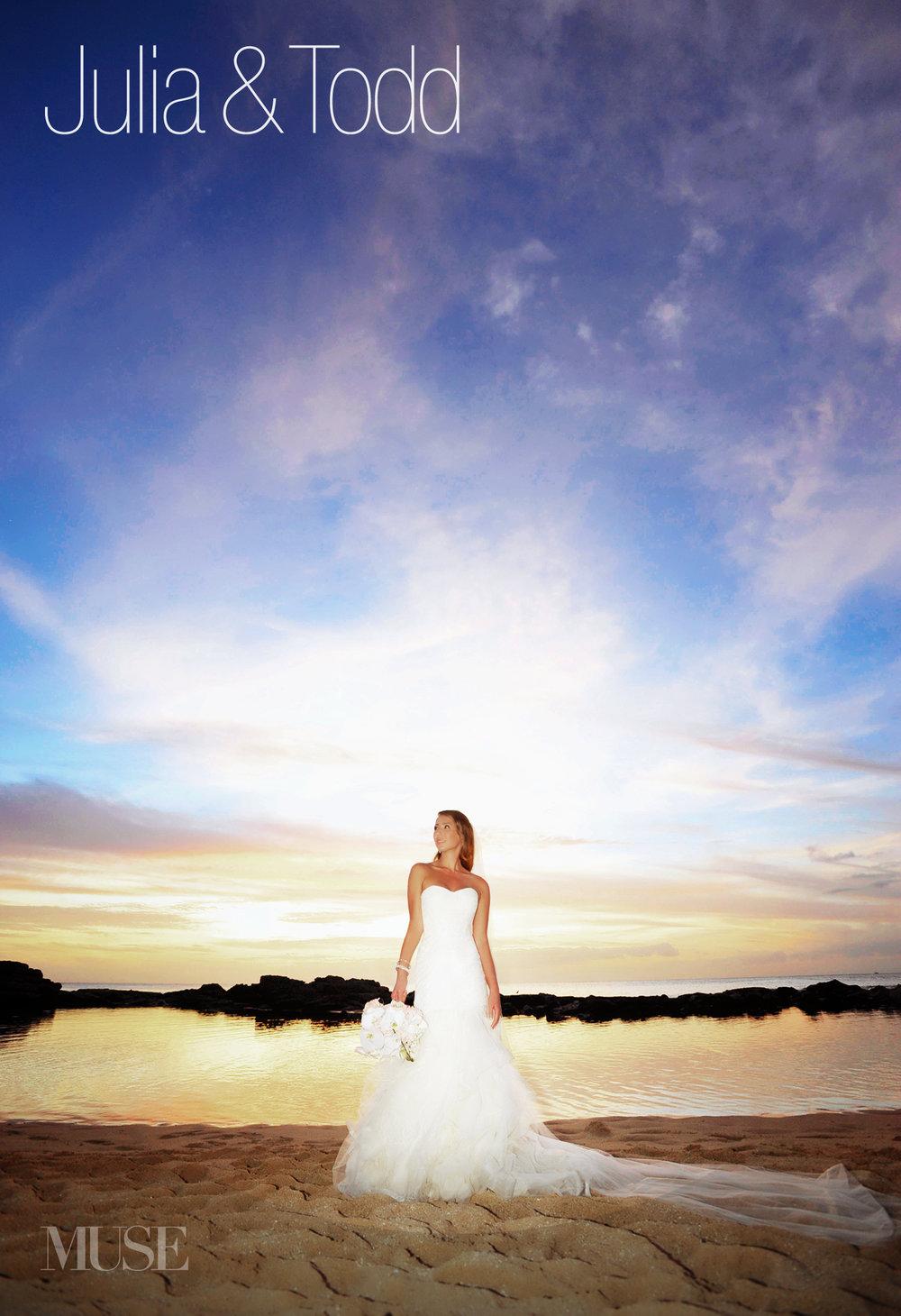 MUSE Bride Lookbook - Jill