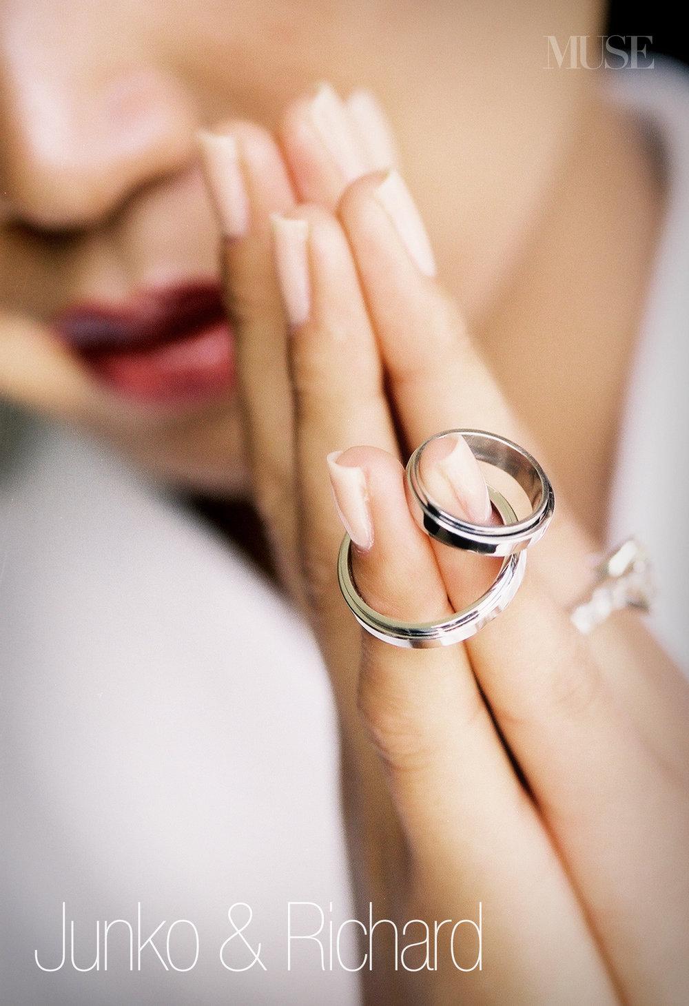 MUSE Bride Lookbook - Brides . Junko