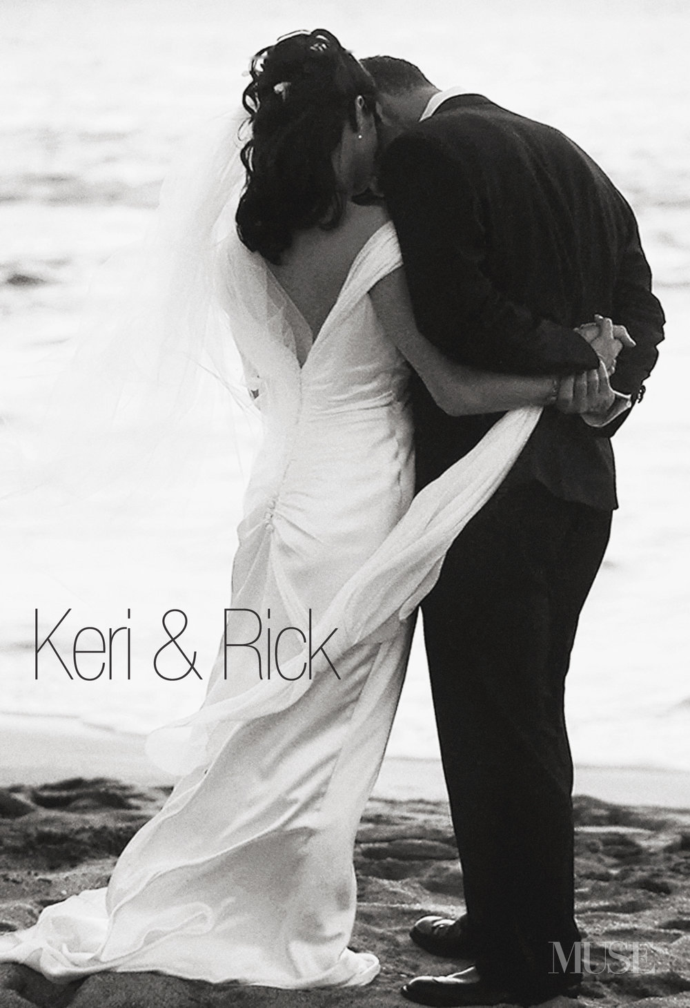 MUSE Bride Lookbook - Brides . Keri