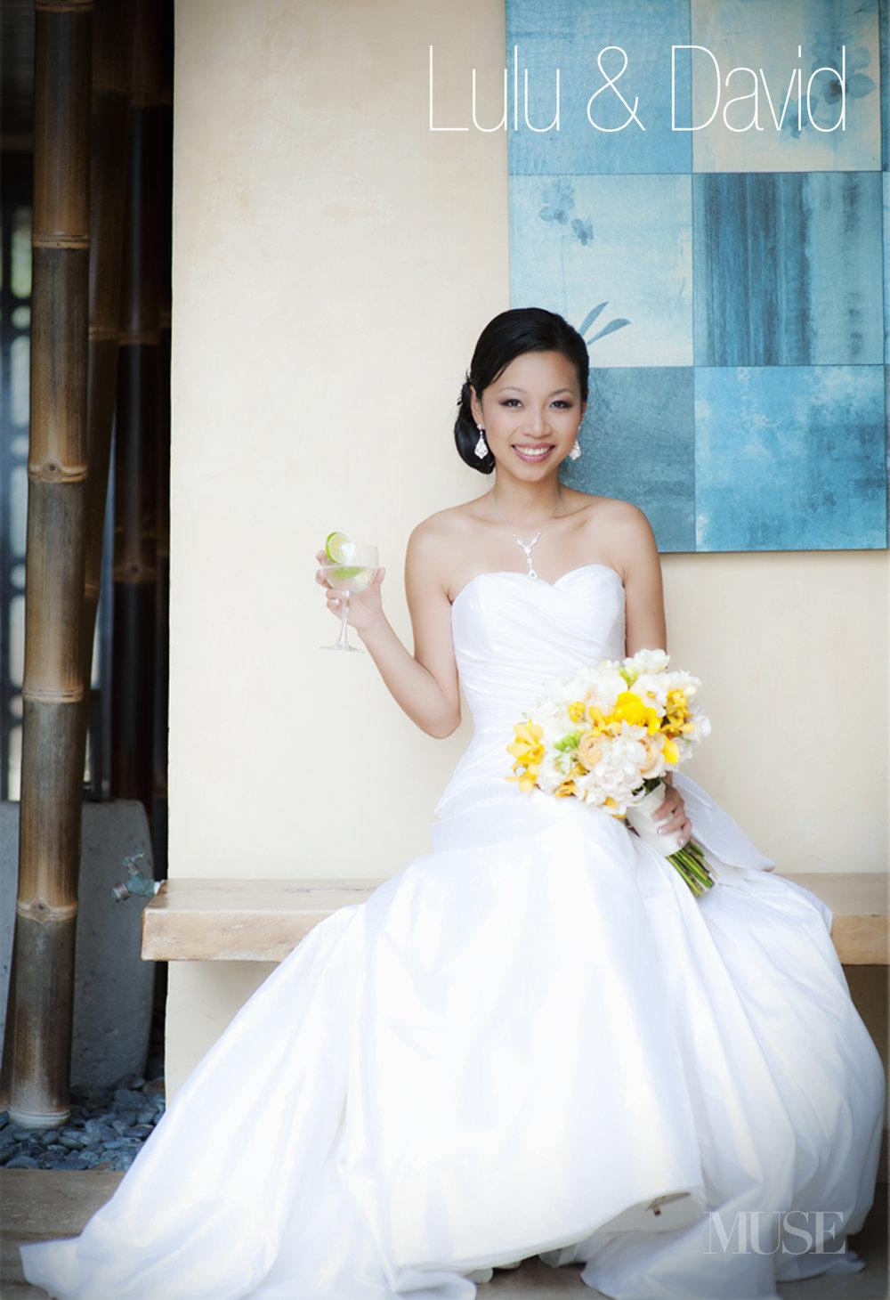 MUSE Bride Lookbook - Brides . Lulu