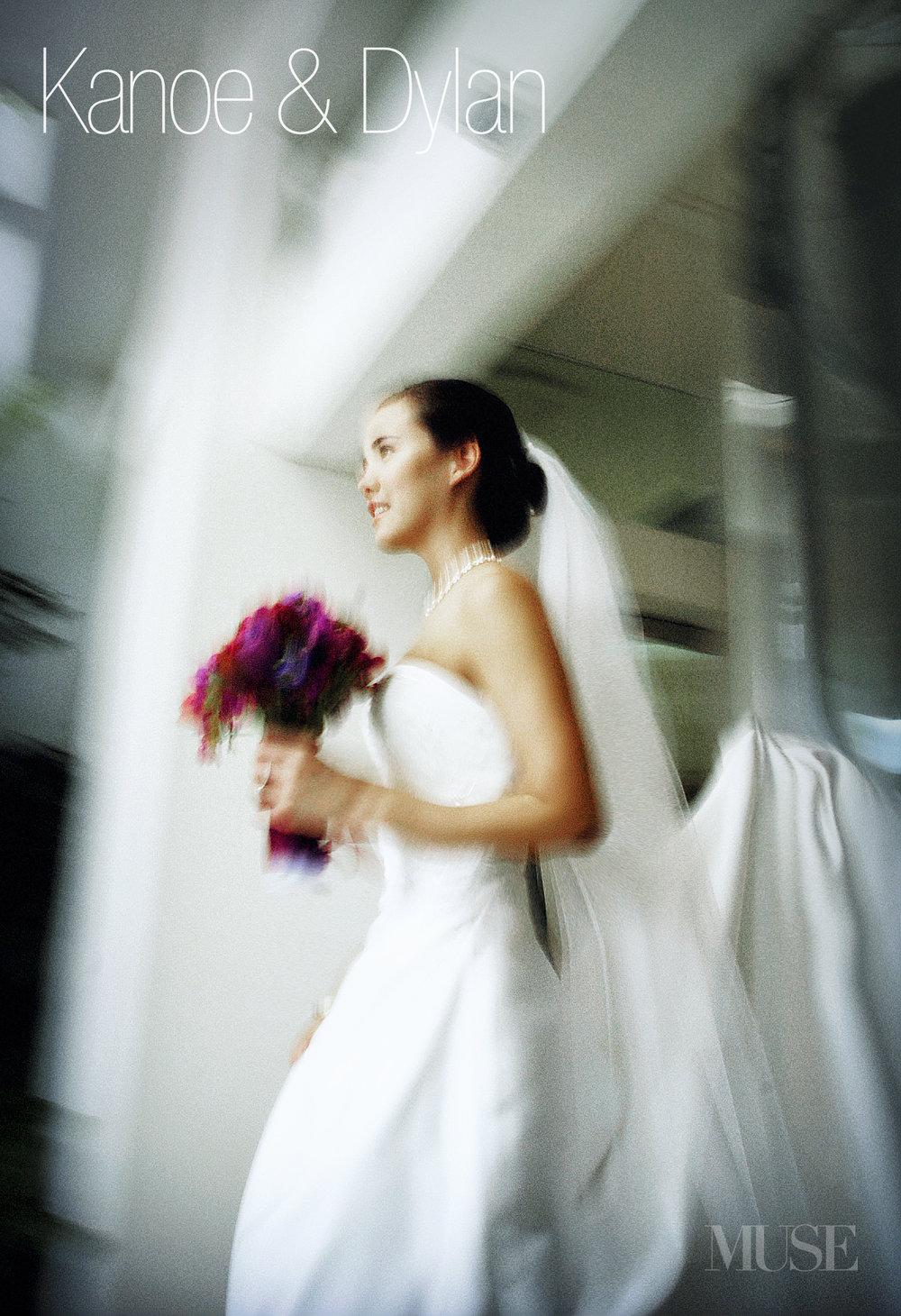 MUSE Bride Lookbook - Brides . Kanoe