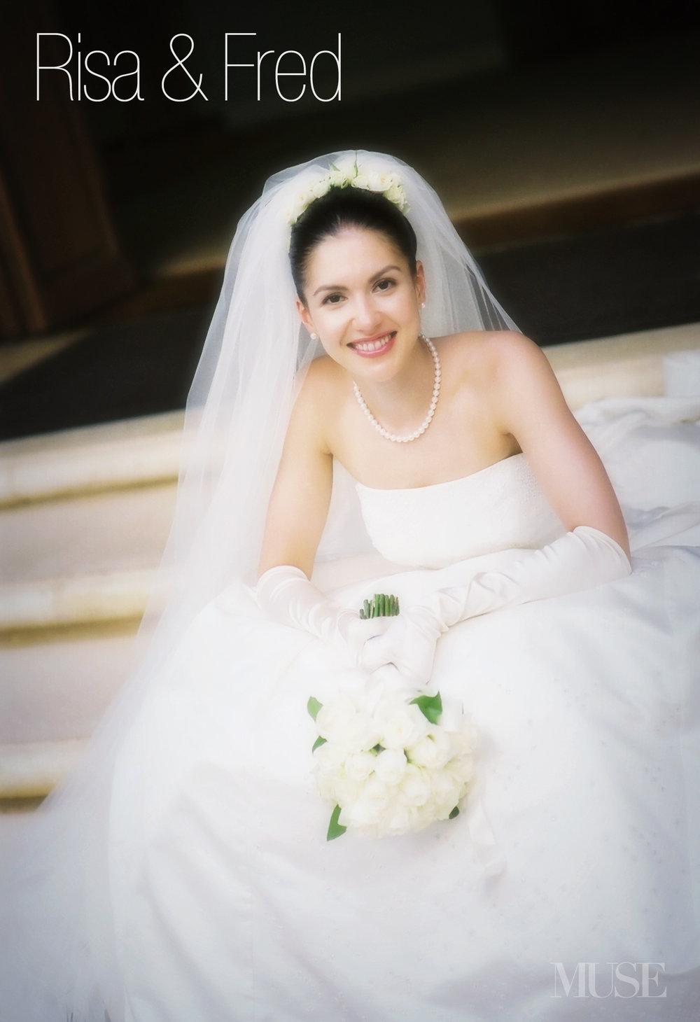 MUSE Bride Lookbook - Brides . Risa