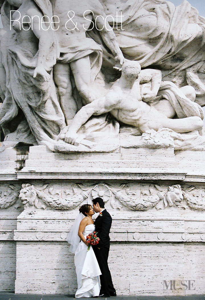 MUSE Bride Lookbook - Brides . Rome