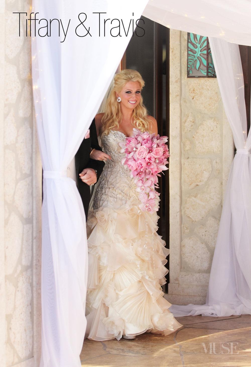 MUSE Bride Lookbook - Brides . Tiffany